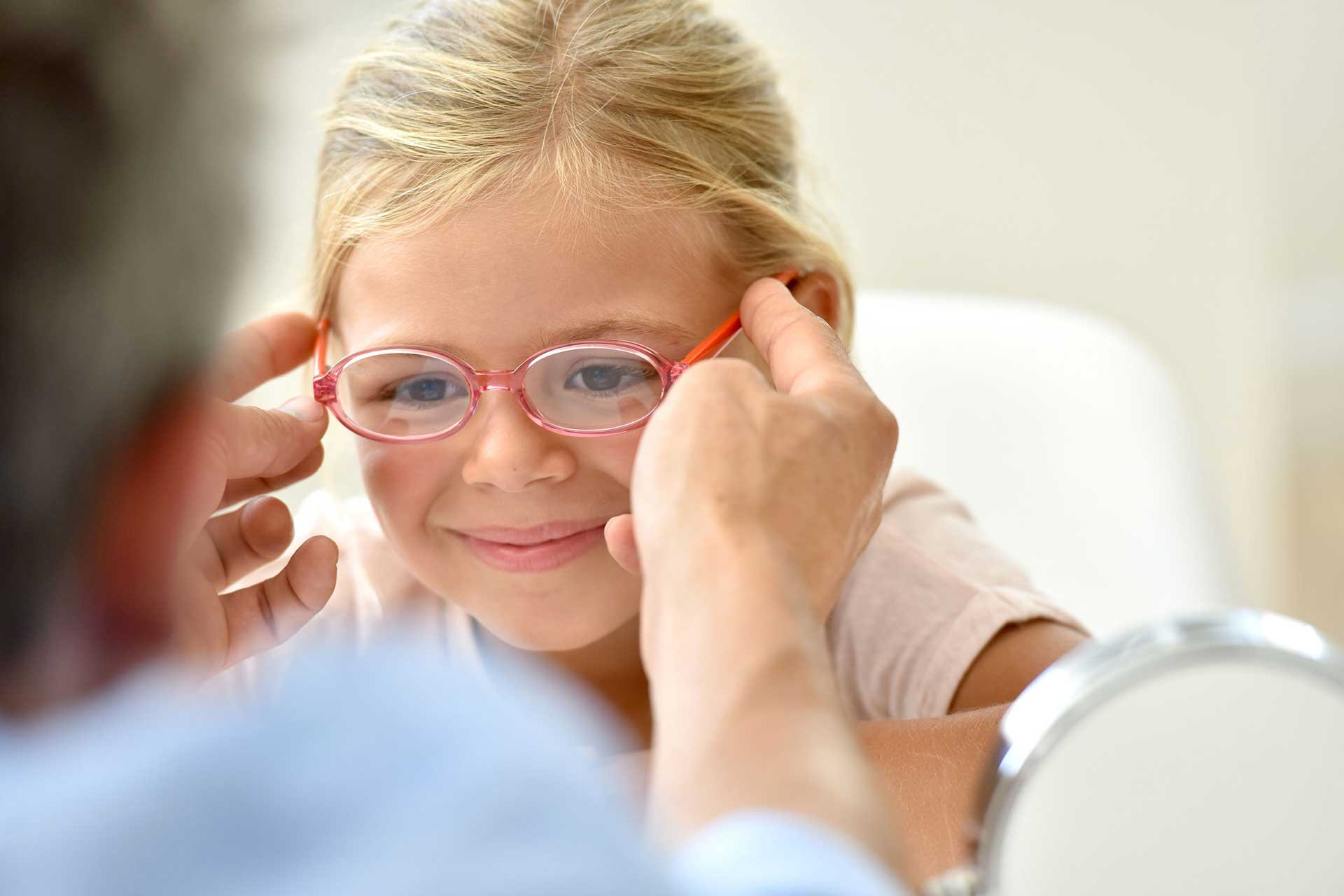 Eye Care in Sandpoint for the Whole Family